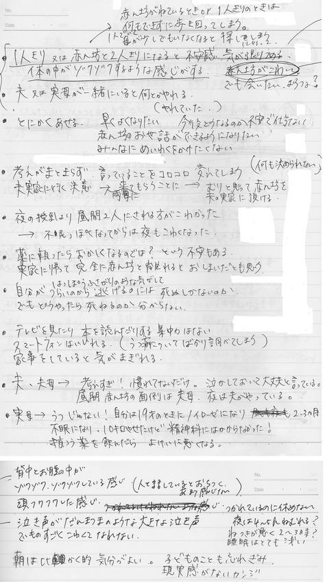 受診メモ3